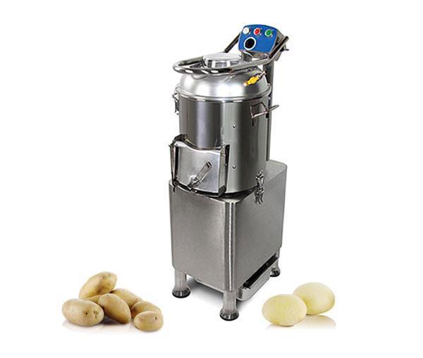 Masini de curatat cartofi