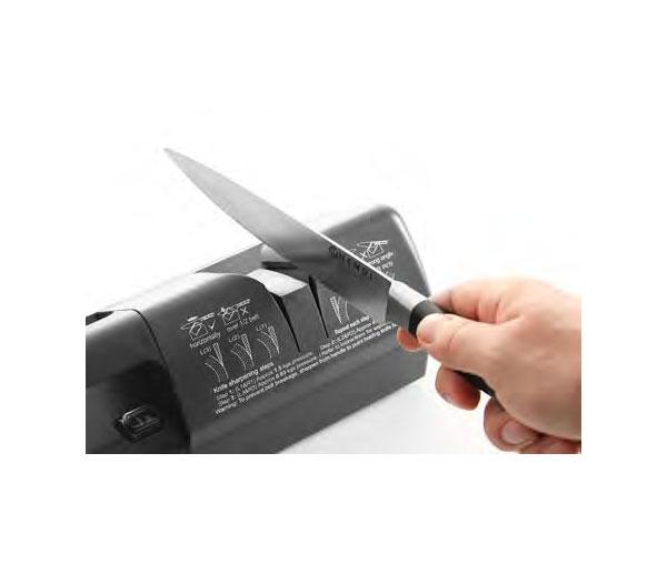 Dispozitiv ascuțit cuțite
