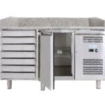 Masa-rece-preparare-pizza-cu-sertare-FCPZ1610TN-FC-02